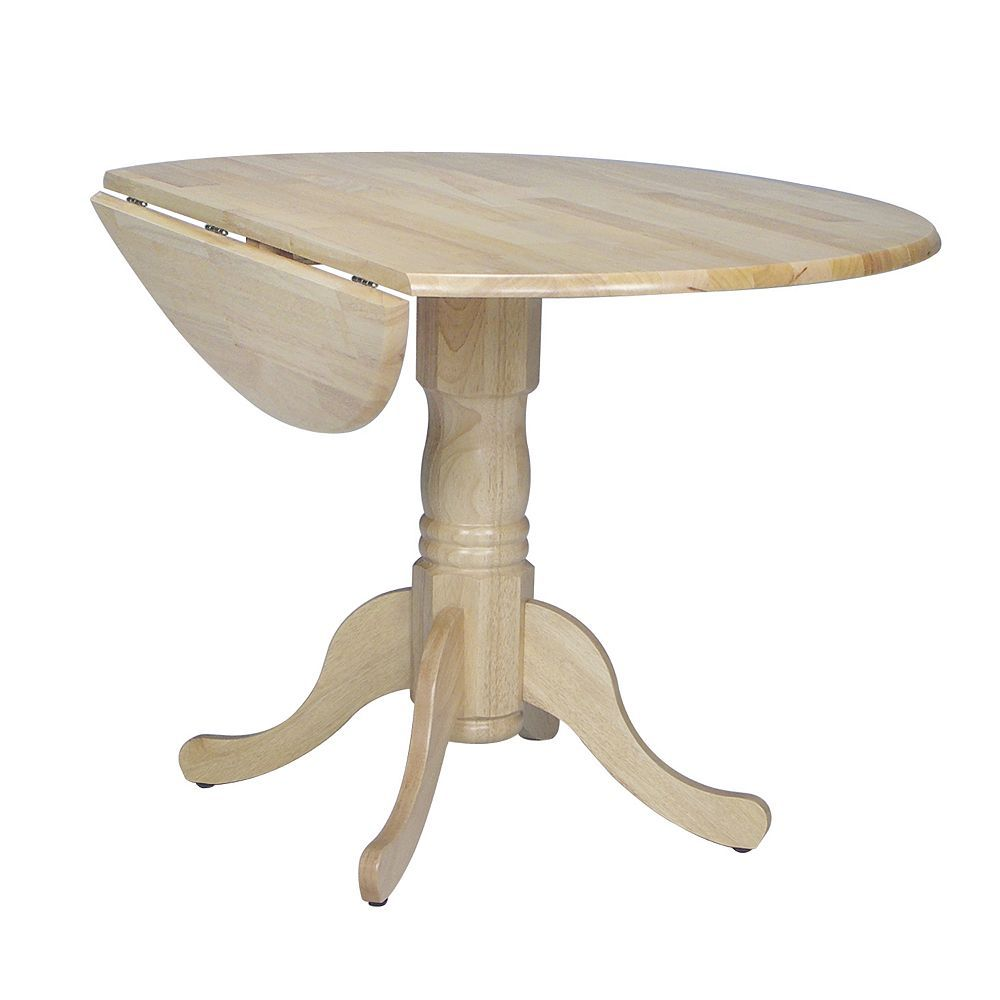 Round Dual Drop Leaf Table Brown Drop Leaf Table Round Pedestal Dining Table Round Pedestal Dining