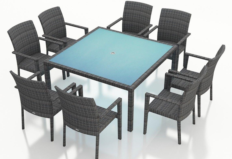 District 9 Piece Dining Set