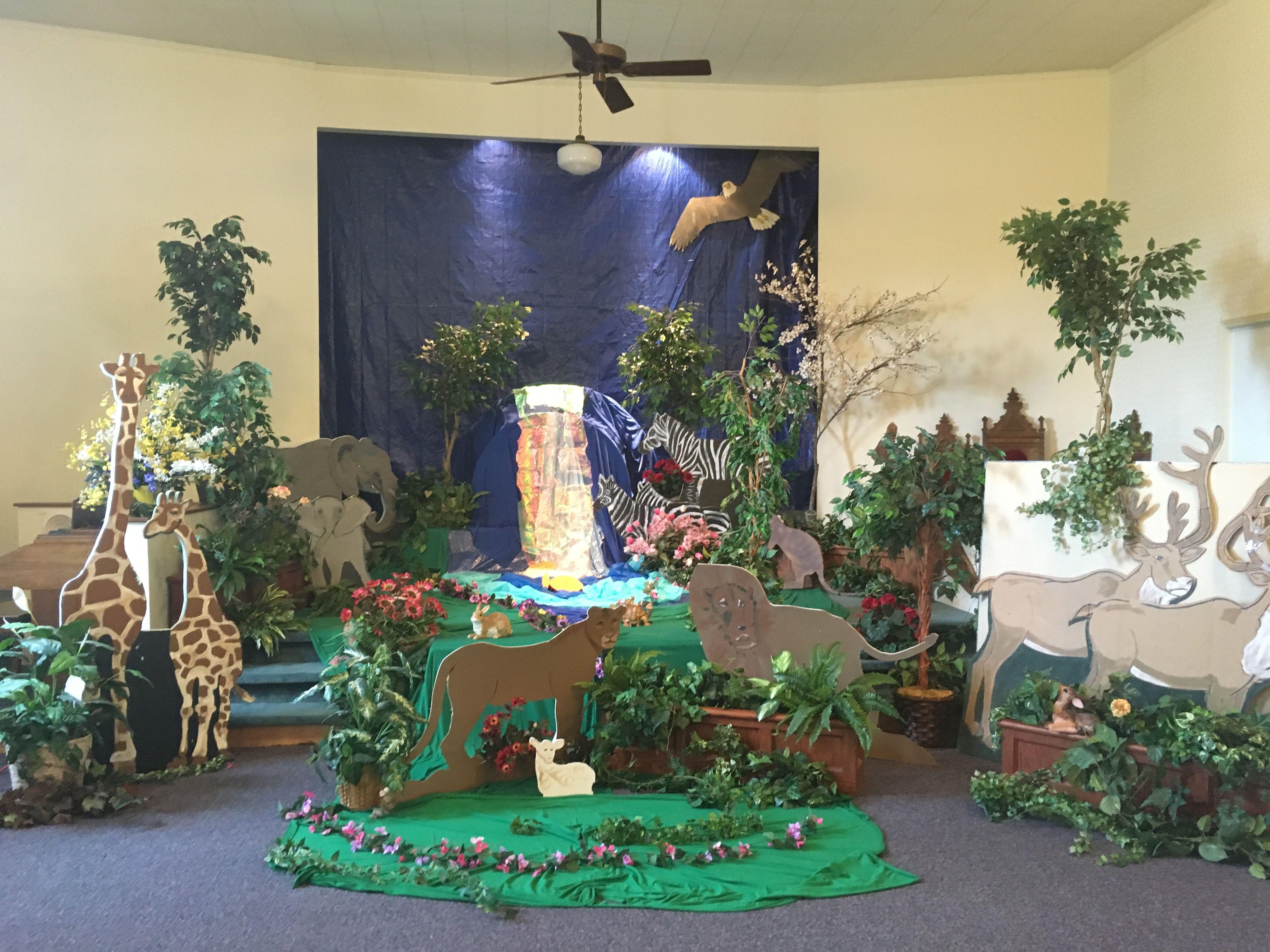 Creation Garden of Eden VBS  Organic raised garden beds, Family