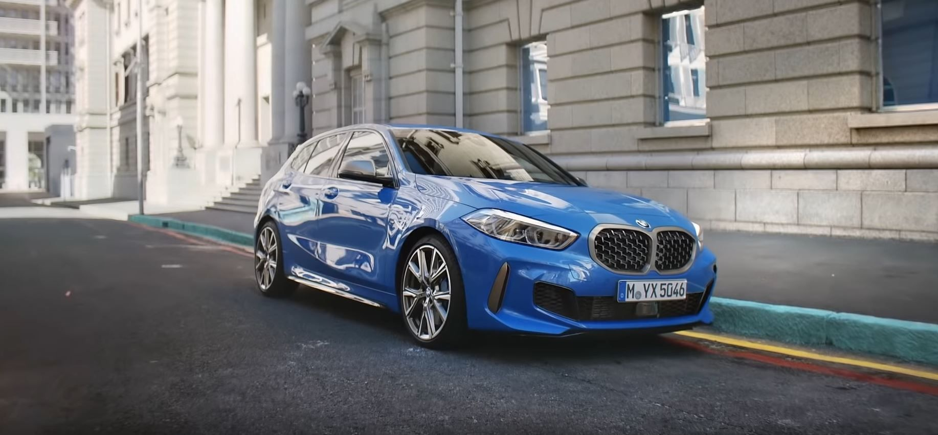 Video Bmw 1 Series Official Launch Film Focuses On Tech Bmw
