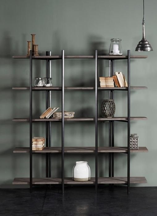 The Montreal Open Back Wall Unit Makes It Easy To Display All Your Decor Books And Accessories Creating A Designer Decor Home Decor Home Furnishings