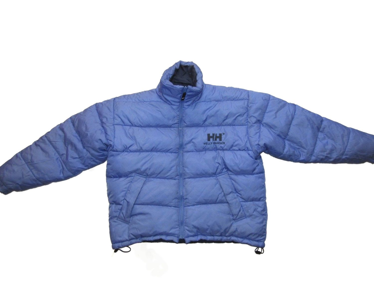 Vintage 90 S Helly Hansen Outdoor Proof Hooded Jacket Color Block Blue Red Size M Hooded Jacket Jackets Helly Hansen [ 1136 x 1500 Pixel ]