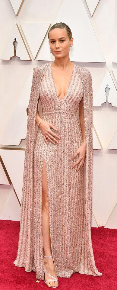 Pin by Grzegorz Drapała on Brie Larson | Nice dresses ...