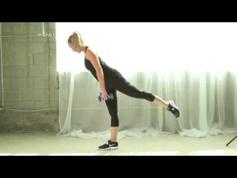 below the belt  15 minute full length lower body home