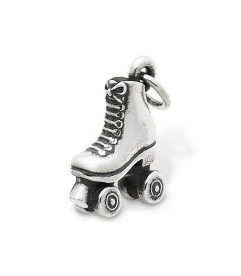 Vintage Roller Skate Charm | James Avery