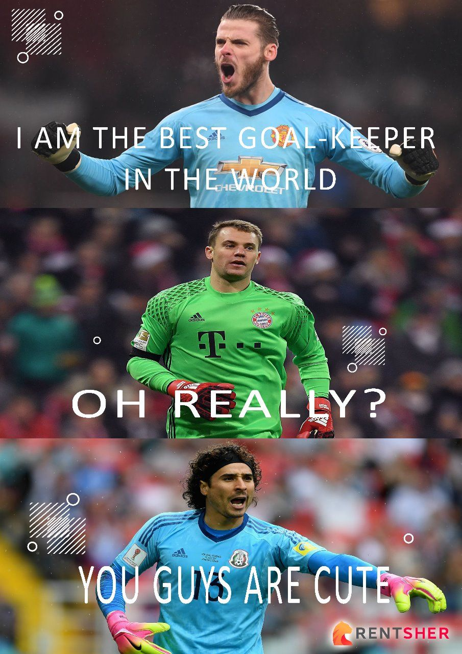 FIFA World Cup 2018 Football Meme by RentSher. Football