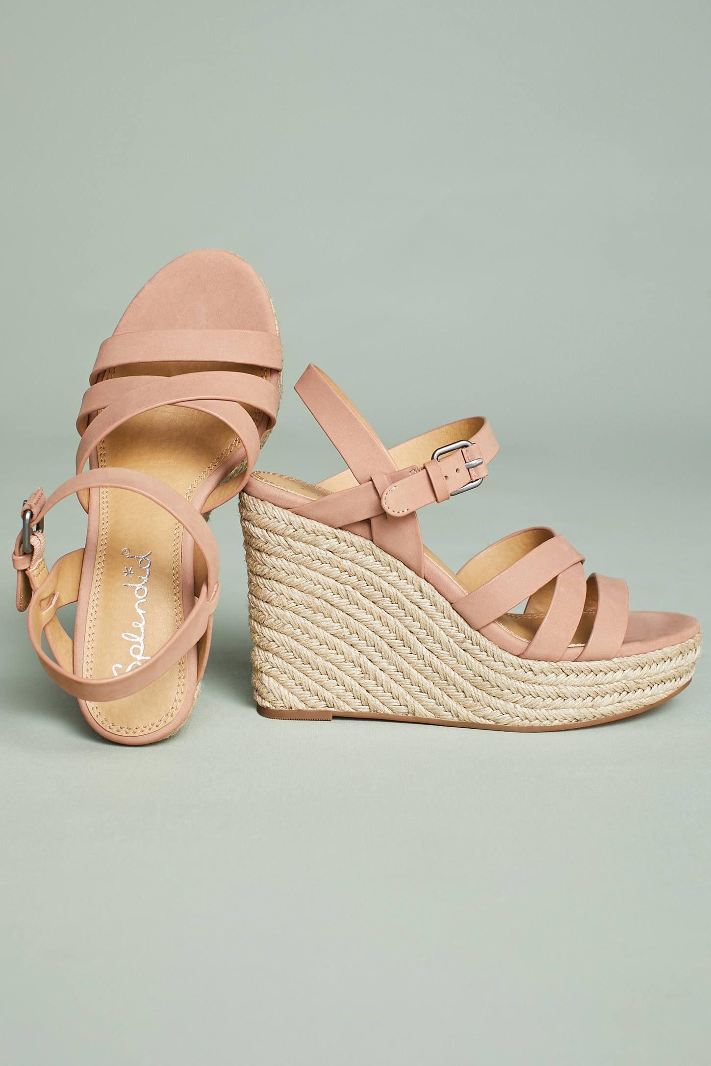 894d15bac16 Splendid Billie Espadrille Wedge Sandals | ˗ˏˋ g i m m e ˊˎ ...
