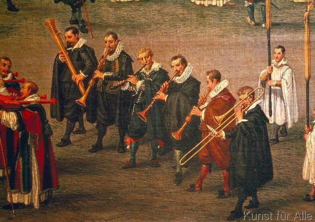 Denis van Alsloot - Denis van Alsloot / Procession / 1616