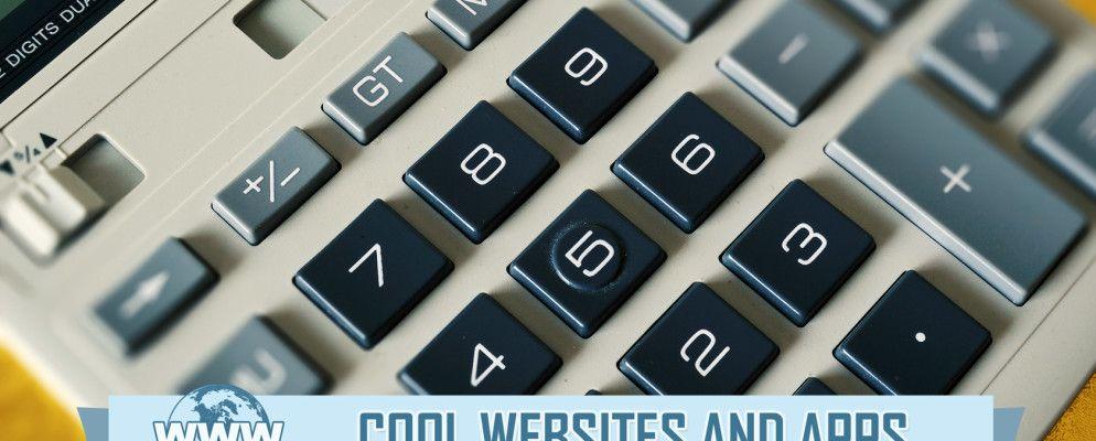 5 online calculators to improve your basic math skills