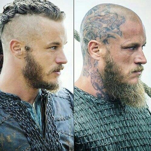 Ragnar Vikings Wikinger Haare Wikinger Frisuren Ragnar Lothbrok