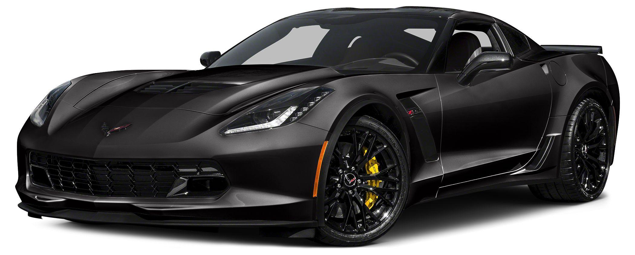 New 2018 Chevrolet Corvette Z06 for sale at McGee