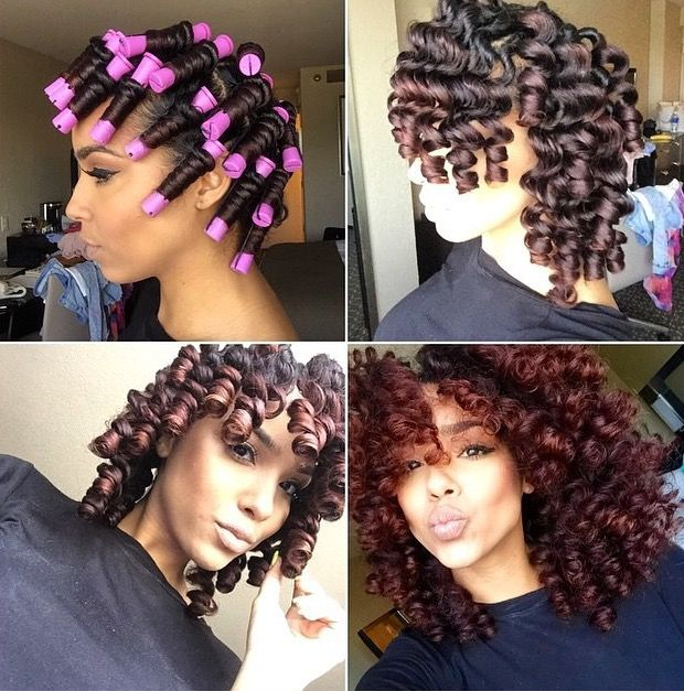 My perm rod sets NEVER look like this...