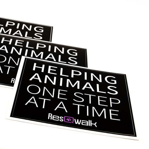 Custom stickers are a unique marketing tool as they are constantly in motion let