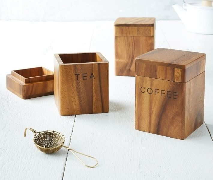 End tables that say,
