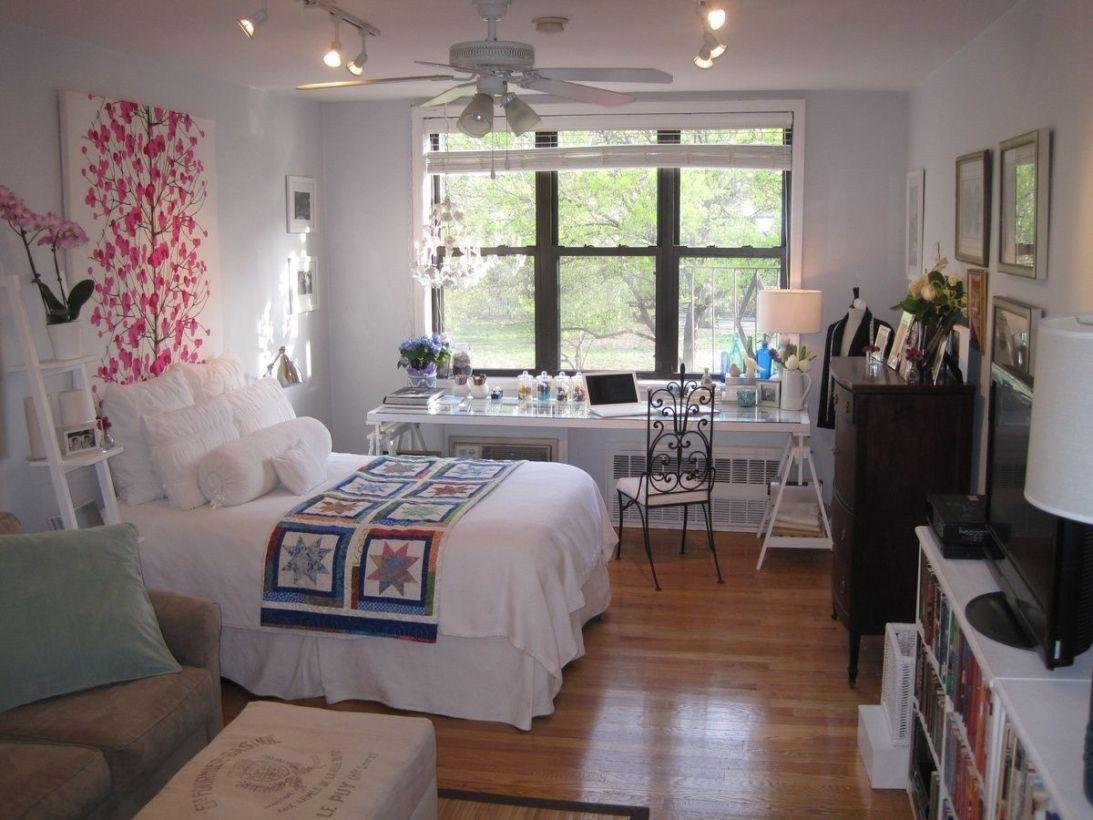 43 Tips And Ideas Small Studio Apartment Design Kindofdecor
