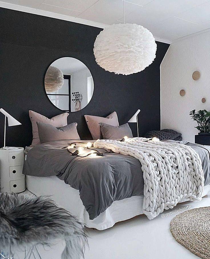 Pin by Mile™ on Diseño de Interior~ | Recamara, Dormitorio deco ...