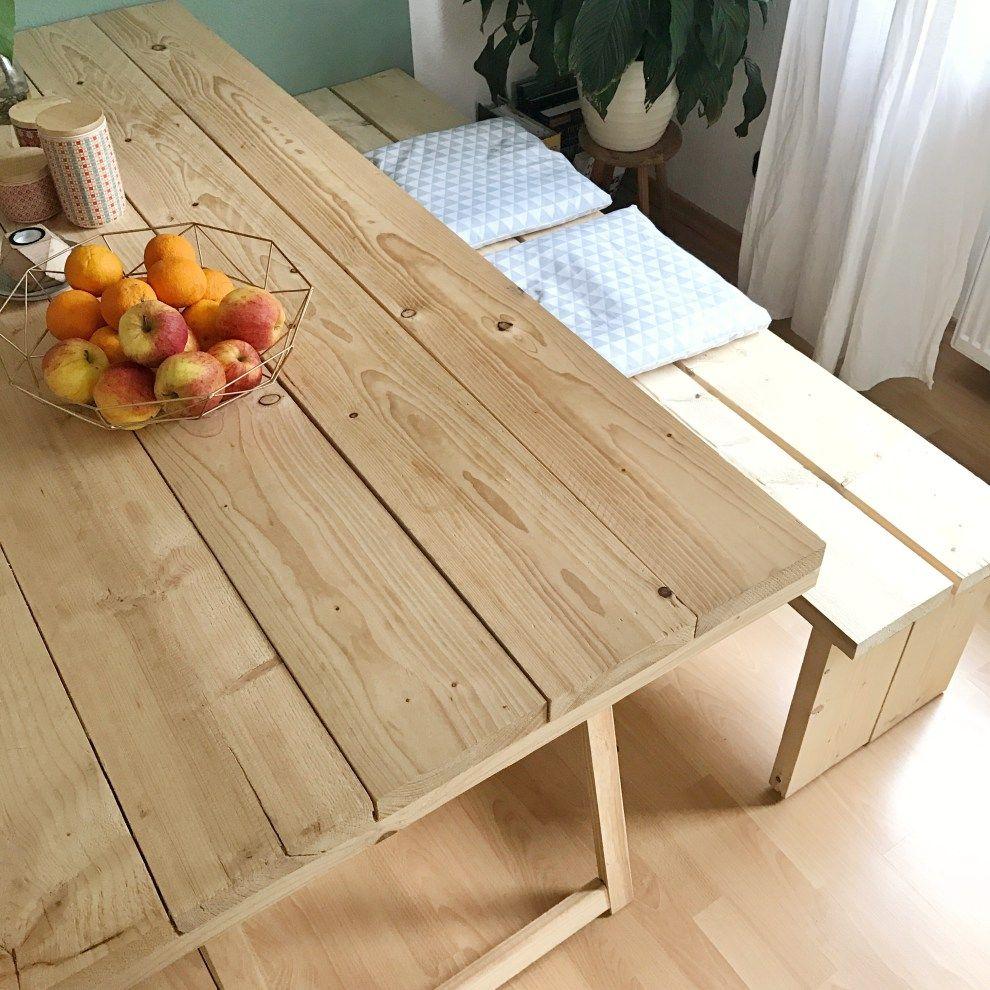 DIY – Projekt : Begleiter für den Baudielen Tisch Pt. 34 – THEO UND