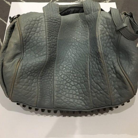 Alexander Grey Rocco Bag Used Bags