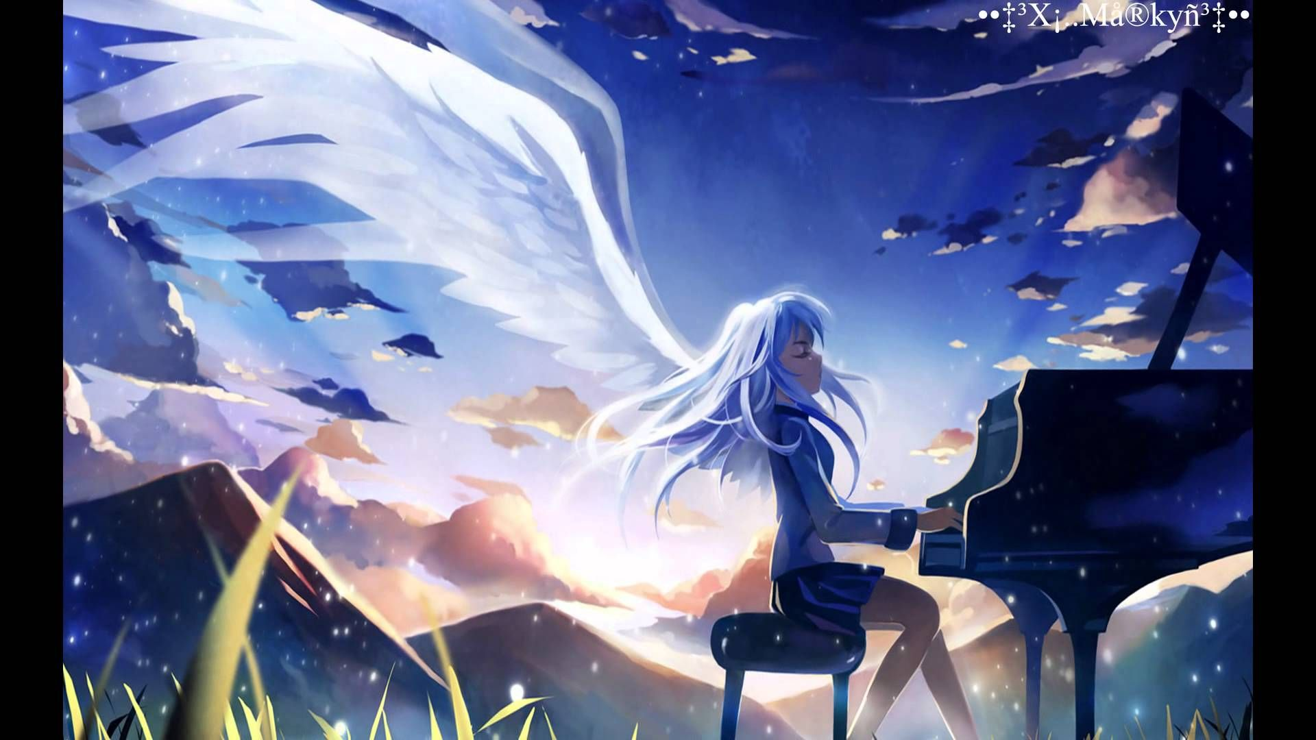 Pin By Brenda Mouldin On Music Angel Beats Anime Angel Beats Wallpaper Anime Angel Angel beats anime wallpaper