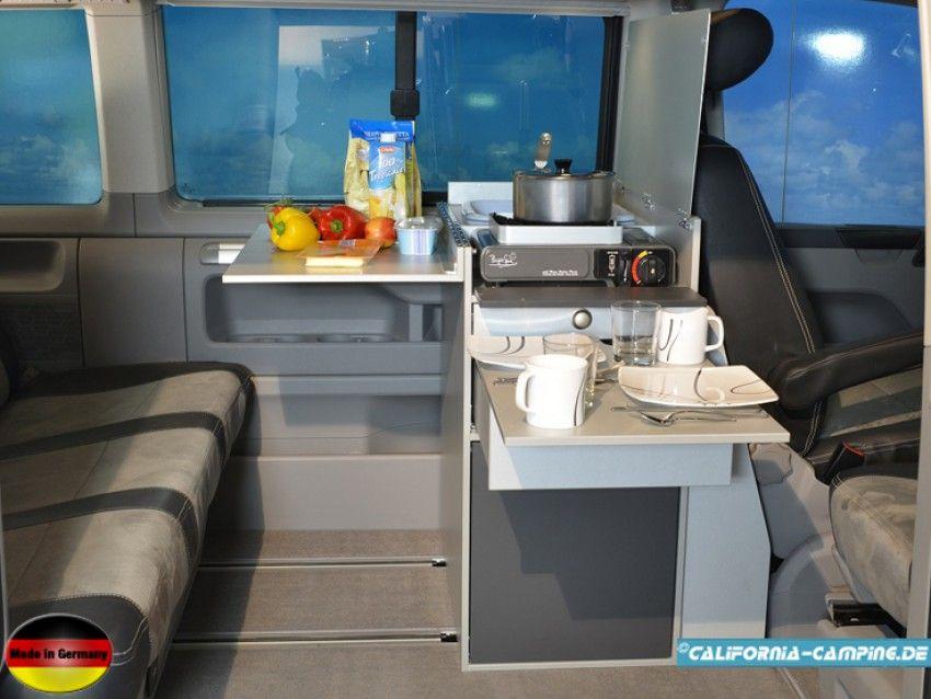 James 3 0 das vw t5 california beach startline mulitvan küchenmodul
