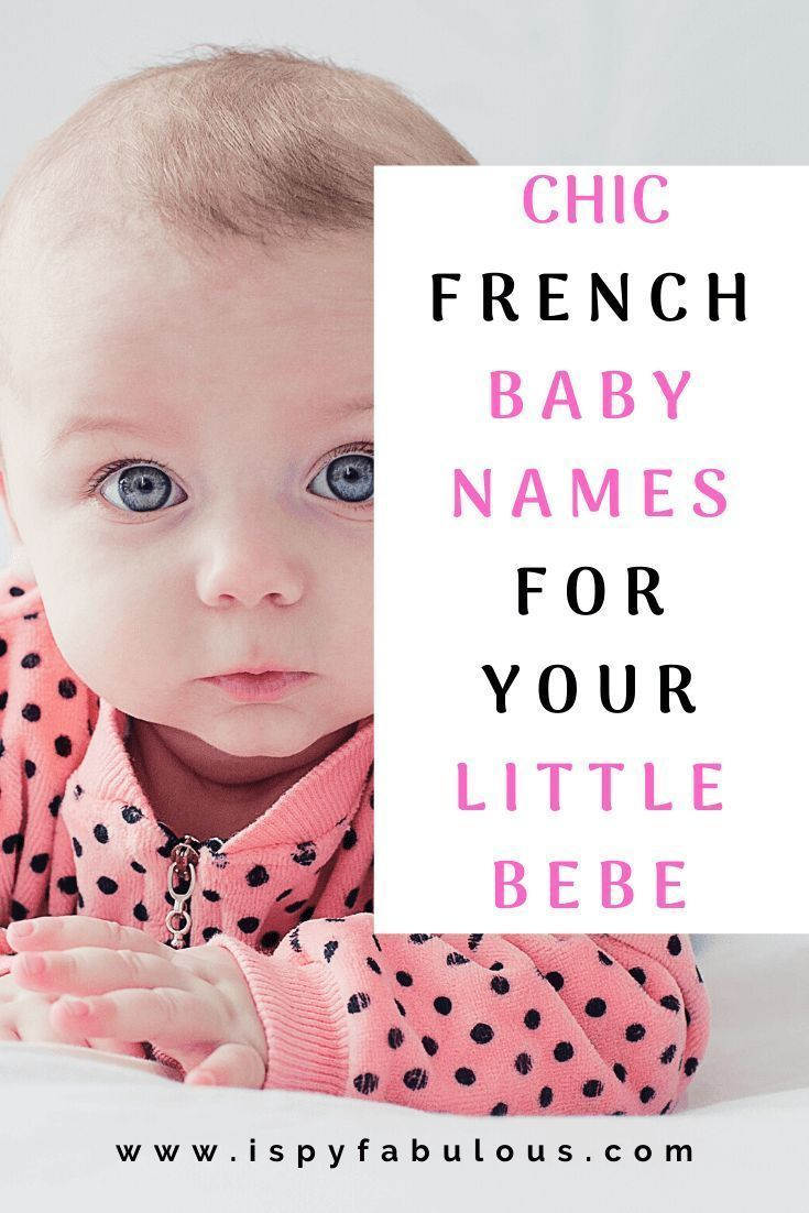 163 Chic French Girl Names