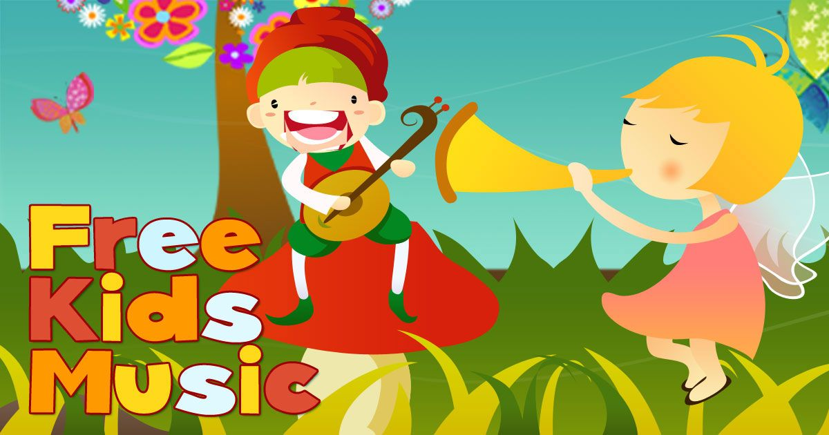 Traditional Childrens Songs - Free MP3 kindie song download