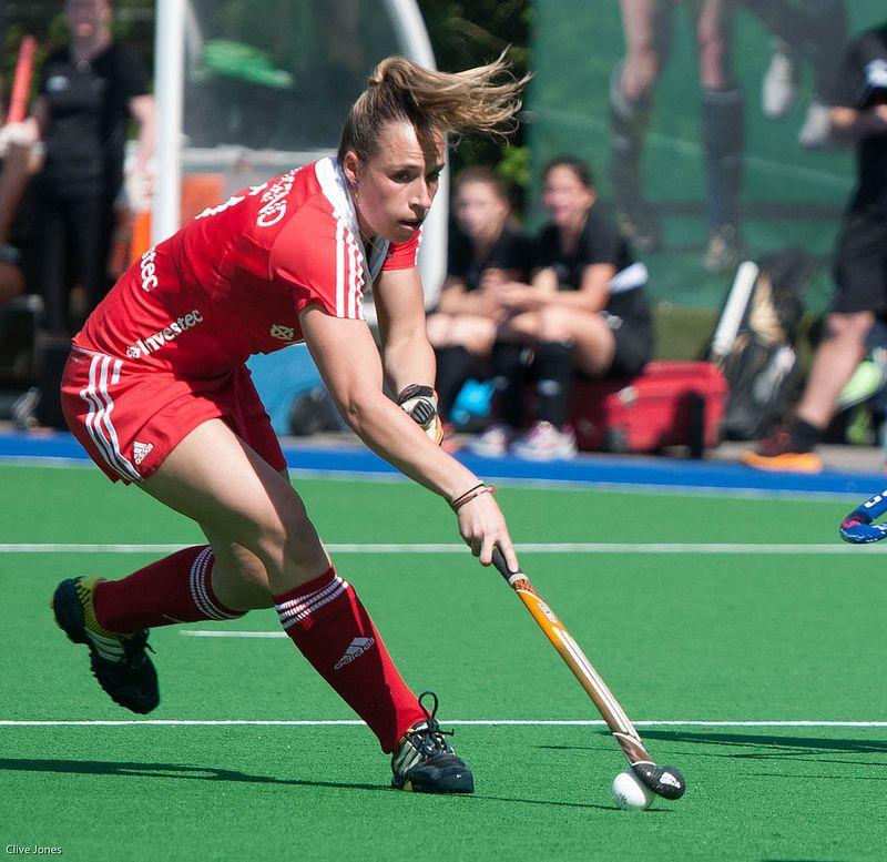 Great Britain Ladies Hockey Team v New Zealand