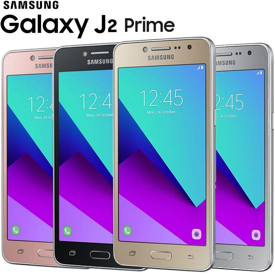 Samsung J2 Prime 16gb Libre Nuevo Cores De Batom Cores