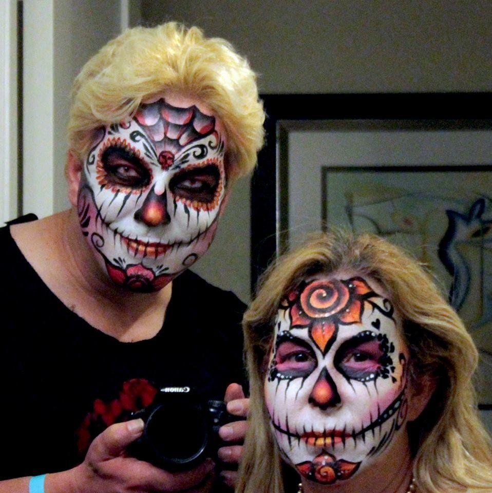 Katmandew Face Painting