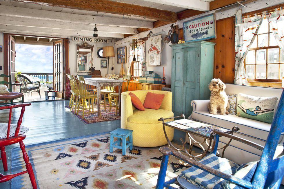 40+ Beach House Decorating - Beach Home Decor Ideas House
