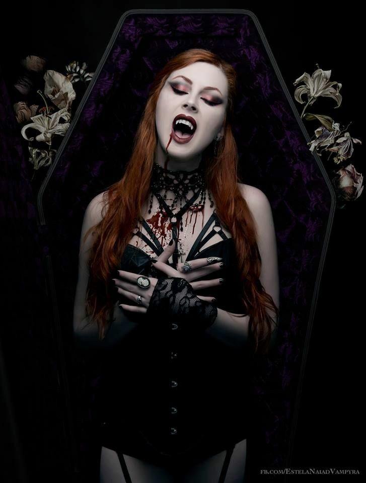 Pin on Vampire Girls