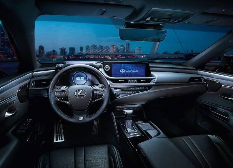 2019 Lexus Es Es 300h And F Sport Full Review Specs Price Lexus Es Lexus Lexus Interior