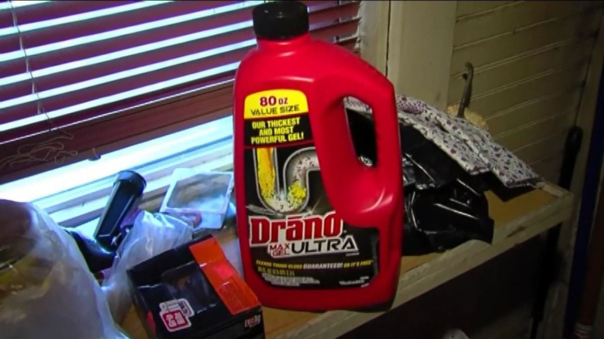 A dog owner in Michigan says thieves doused her elderly dog with Drano and beat it with a broom during a break-in. #DetroitDogRescue offers rescue for info leading to n arrest