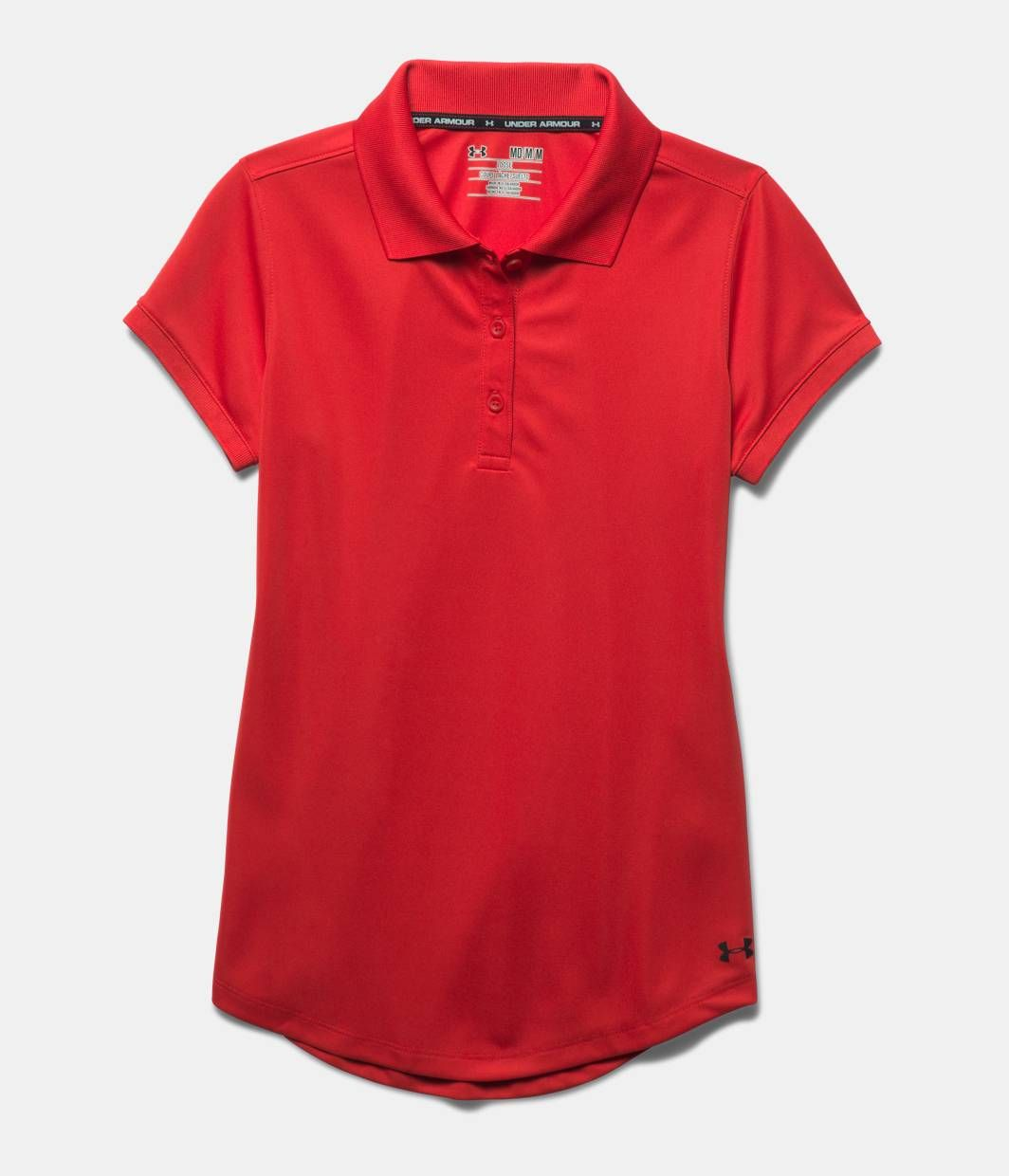 Shop Under Armour for Girls' UA Uniform Short Sleeve Polo in our Girls Tops department.  Free shipping is available in US.