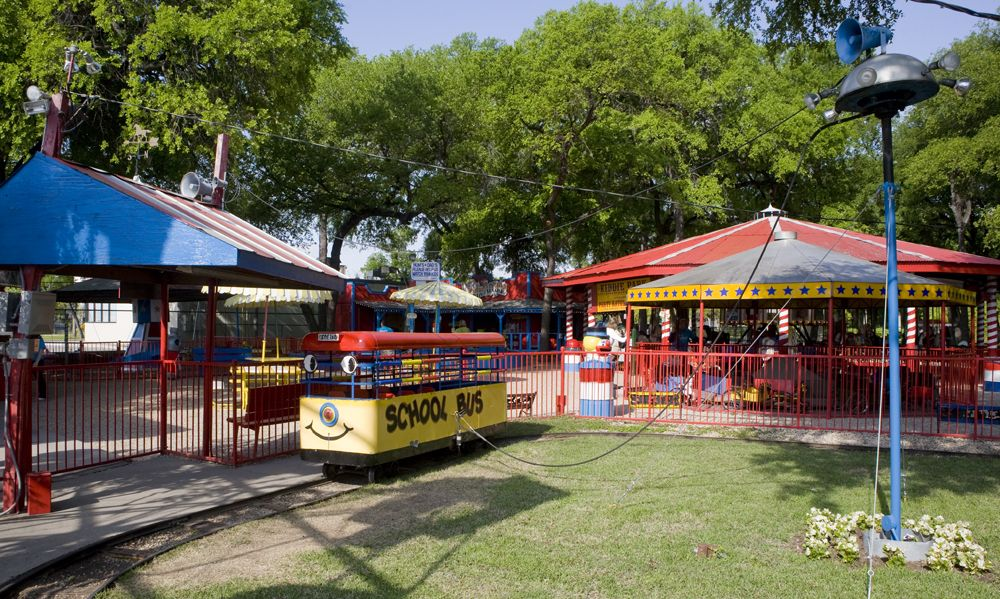 Americas oldest childrens amusement park kiddie park