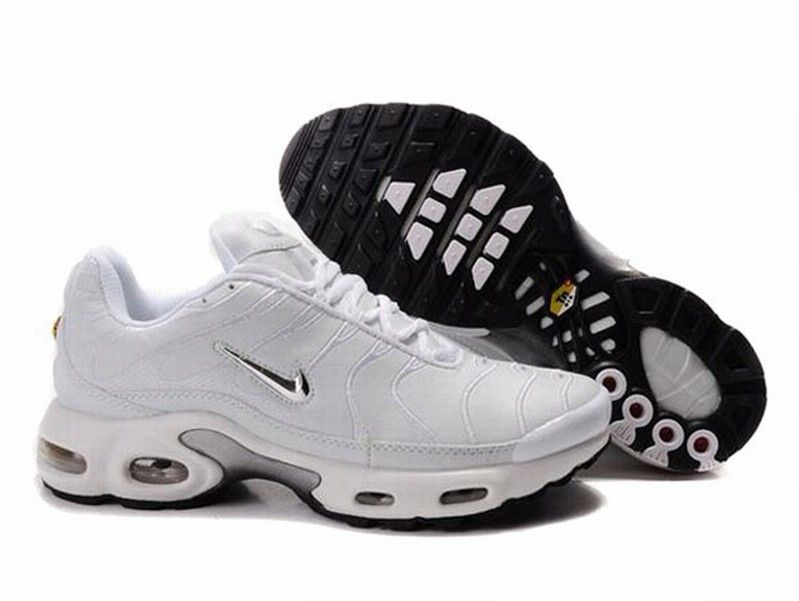 info for 0c400 651ef Nike Air Max Tn Requin Plus Chaussures Pour Homme BlancGris basket tn  officielniek007