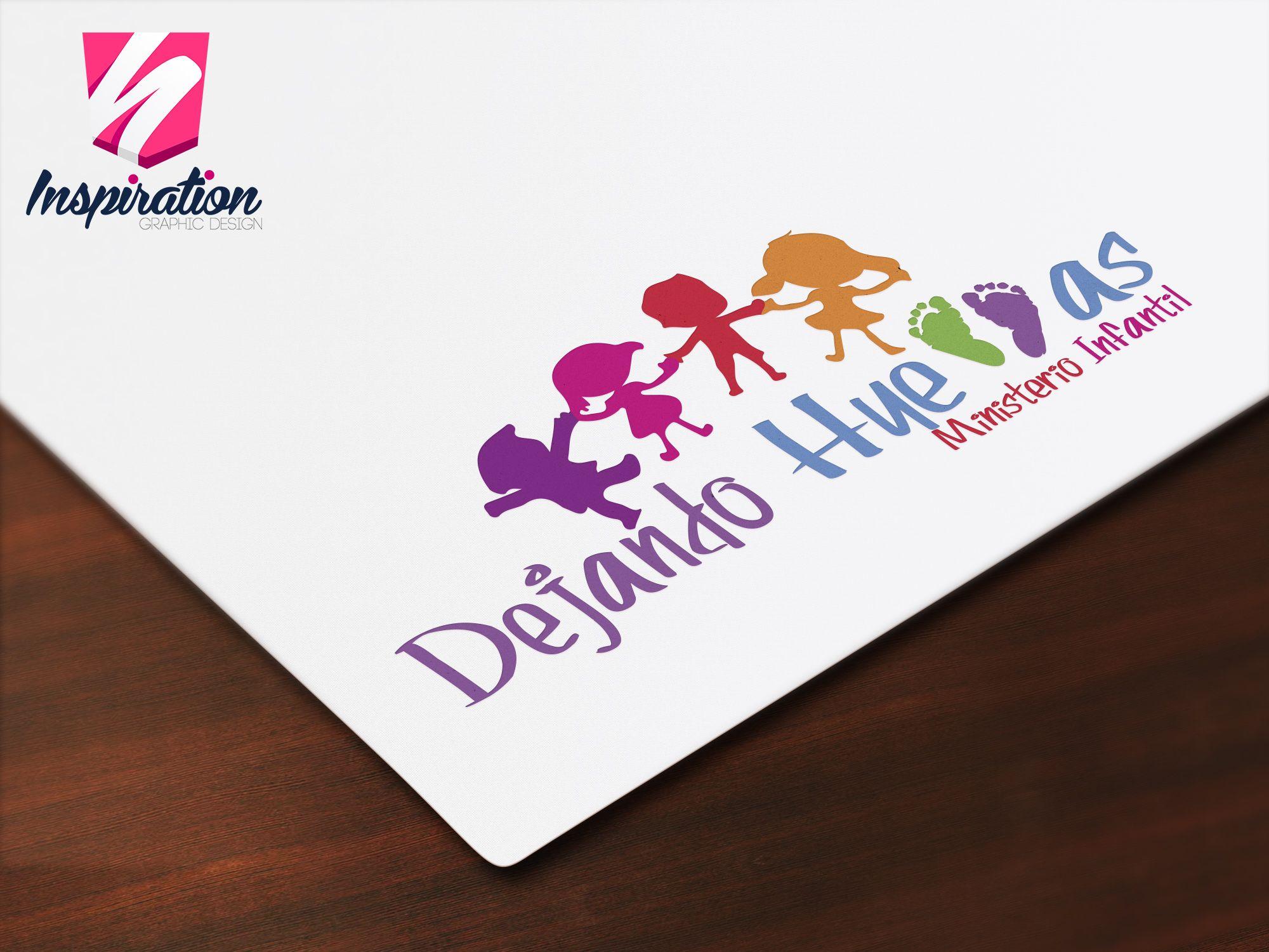 Creaci n de logotipo para ministerio de ni os de iglesia for Diseno curricular jardin maternal