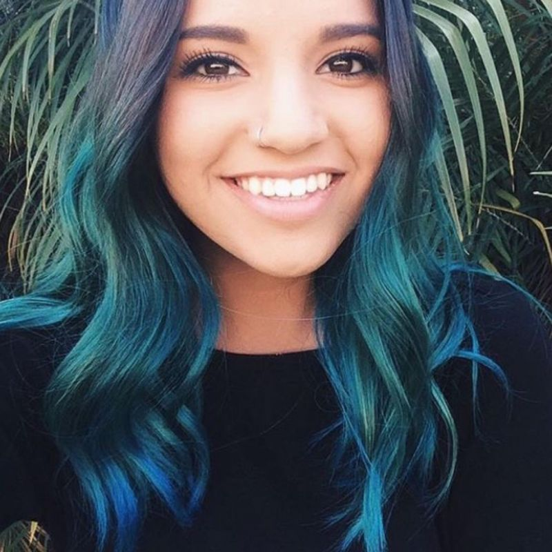 9 Temporary Ways To Color Your Hair Hair Pinterest