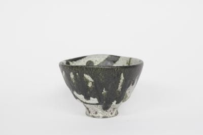 Oni Hagi Tea Bowl- Asai
