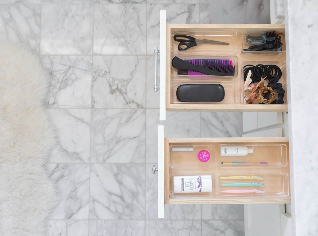 Pin On Bathroom Organization