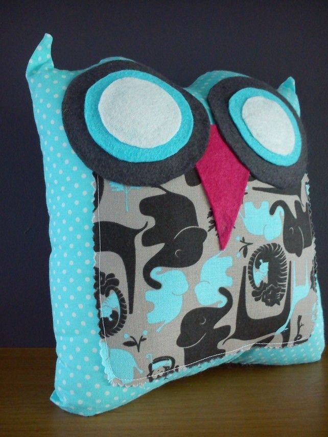 Cute Owl Cushion £12.50