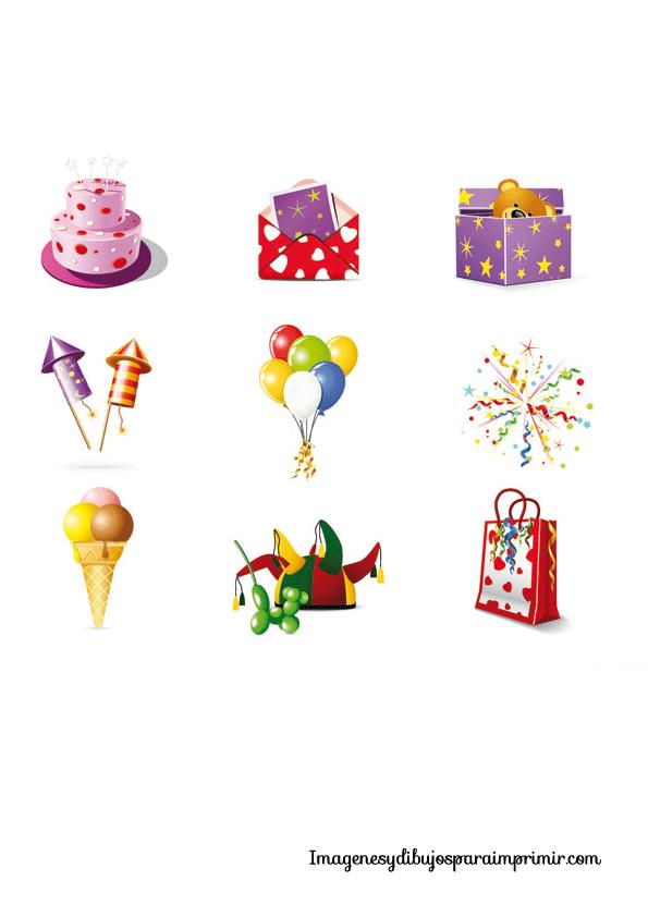 Imagenes Para Tarjetas De Cumpleanos Para Imprimir Gift Vector Birthday Icon Birthday Cards To Print