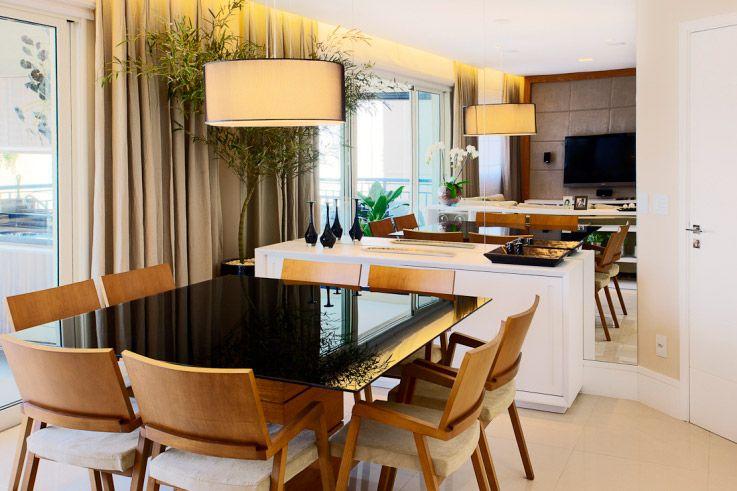 Ver Fotos De Sala De Jantar ~ 50 salas de jantar projetadas por profissionais do CasaPRO  Casa