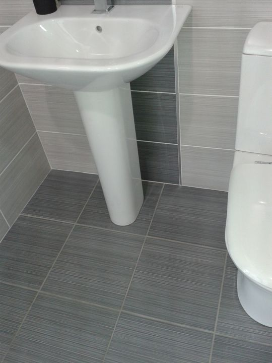 Willow Dark Grey Floor Tile By BCT 33x33cm £12.51 Metre Square, A Matt  Ceramic Part 36