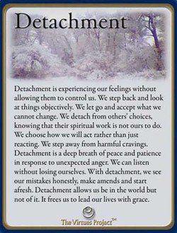 Quotes about Detach (73 quotes)