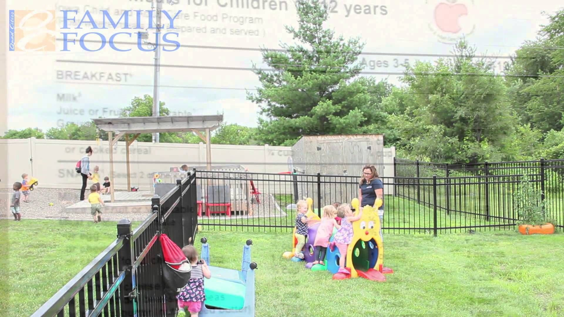 Family Focus Friday Finding Quality Child Care Childcare Family Focus