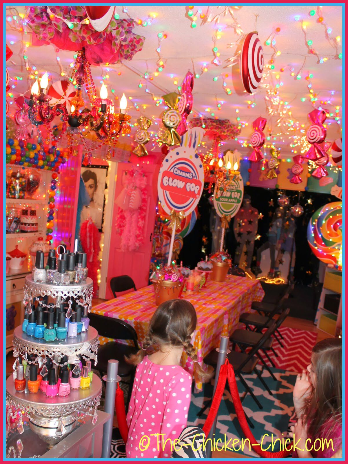 12 Year Old Birthday Party Ideas Girls Games Spa Parties
