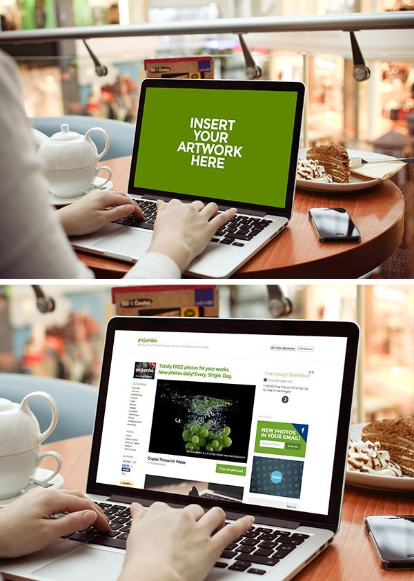 Free Macbook Pro Psd Mockup Free Macbook Pro Mockup Web Design Projects