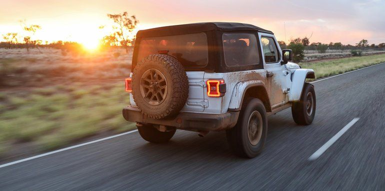 2018 Wrangler In The Australian Outback Q A With Off Road Boss
