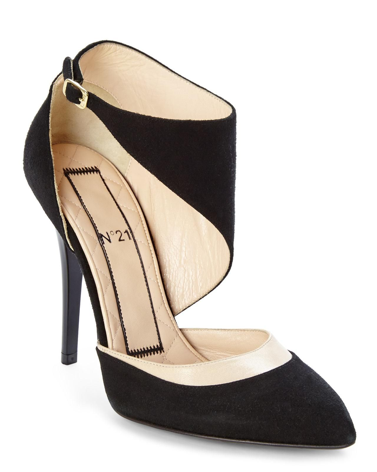 Style inspired by the boys but with a feminine touch and Italian sensibility. #Heels #WishList